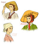 Normal Hats For Commonplace Women