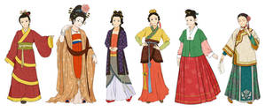 Women's Chinese Clothes