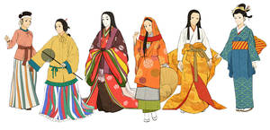 Women's Japanese Clothes