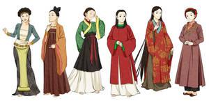 Women's  Vietnamese Clothes