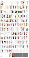Japanese Clothing History