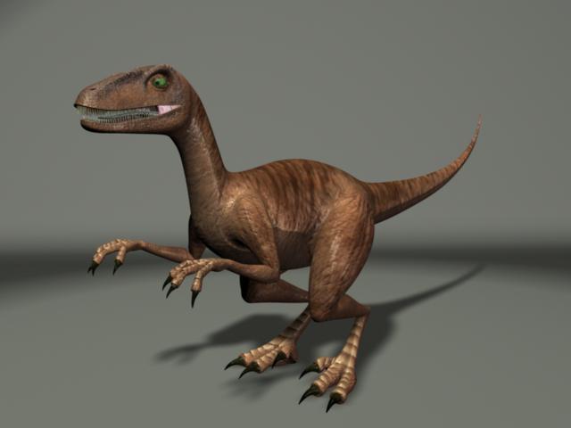 raptor by Jason-K