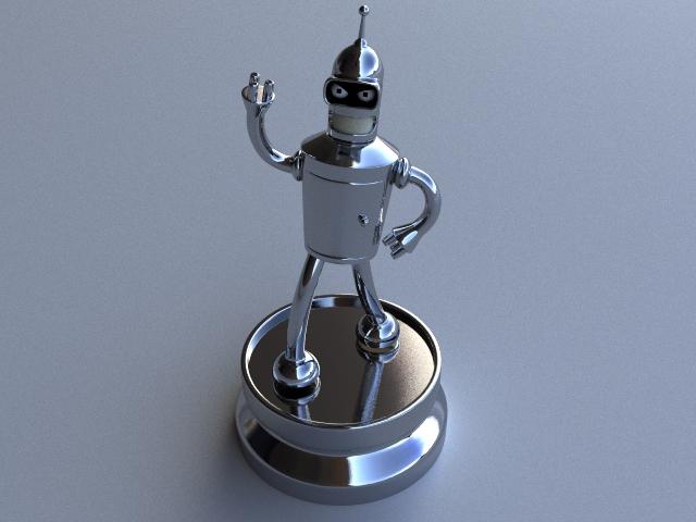 Bender by Jason-K