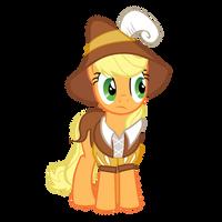 Smart Cookie Applejack by star-burn