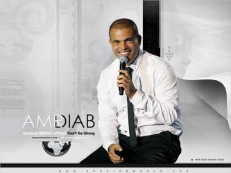 Amr Diab Layali Febrayer by anakedadesigns