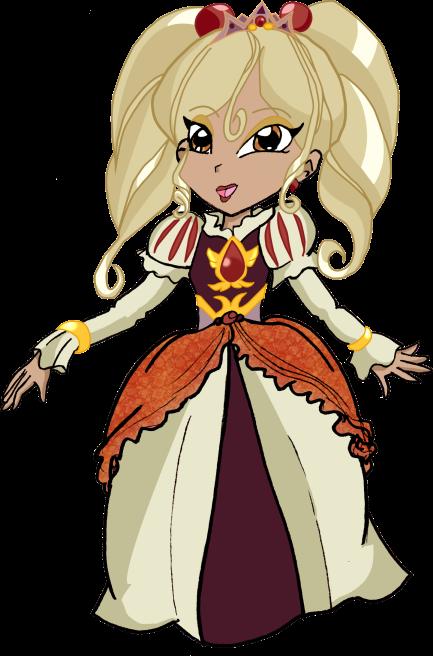 Little gem princess diaspro by shinneth on deviantart - Princesse winx ...