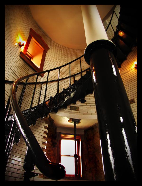 Lighthouse interior by murphoto on deviantart for Light house interior
