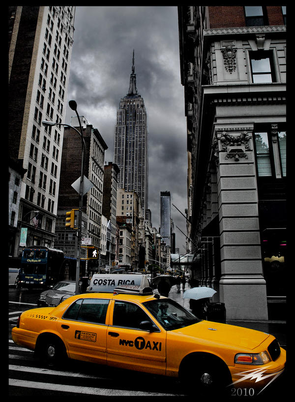 New York Cab by Murphoto on DeviantArt