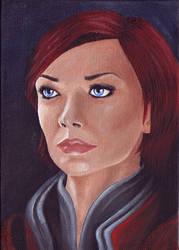 Althea Shepard by Kameia