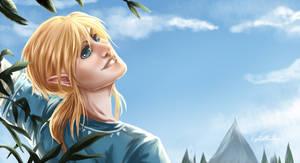 Zelda Wii U:Painting Practice