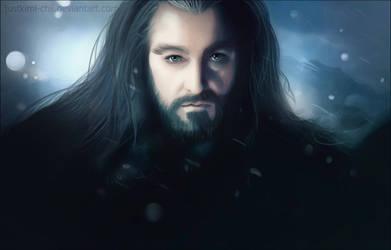 Thorin Oakenshield portrait by PumpkinPhotoArt