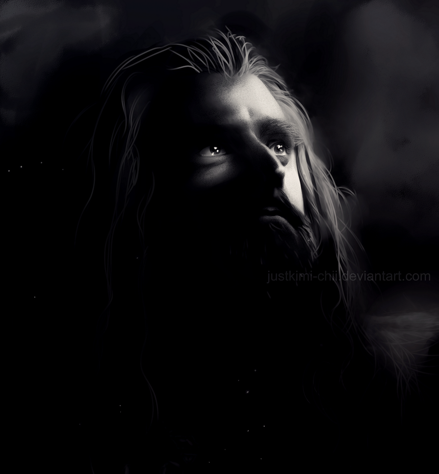 Thorin  The Majestic by Kimi-Kiiro
