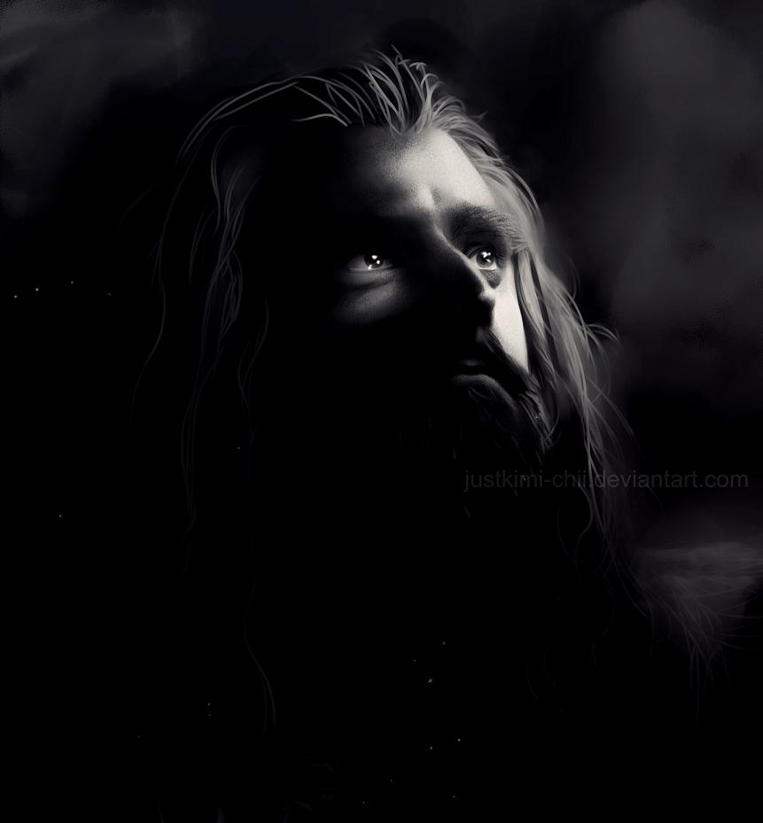 Thorin  The Majestic by Kimi-Kiiro