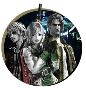 Resonance of Fate Signature by AzloRaimT