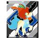 Keldeo absolute badge by AzloRaimT