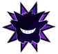 Gengar badge by AzloRaimT