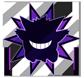 Gengar badge by AzloRaimT