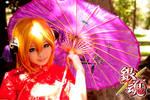 Gintama: Kagura by BBChibi