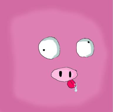Pig by Jadedapril
