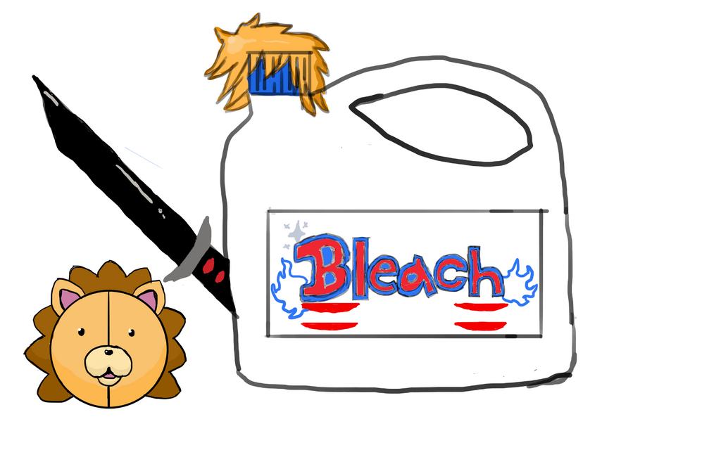 Bleach by Jadedapril