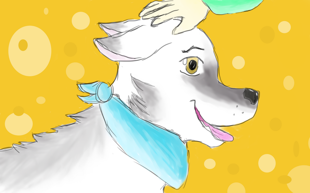 Dog! ^.^ by Jadedapril