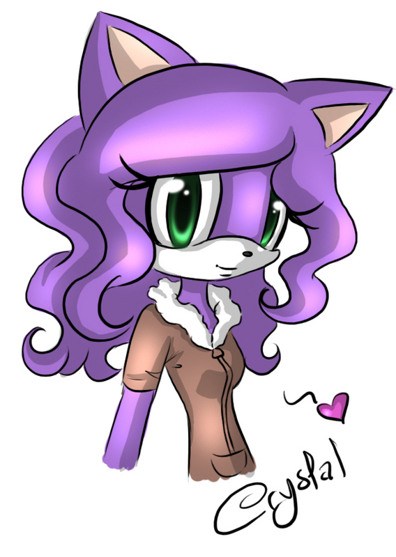 Crystal by Sonic-for-ever