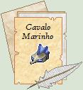 Capacete Cavalo Marinho by LuneDreamer