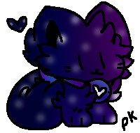 Galaxy kitten adopt (CLOSED) by LosAdopts