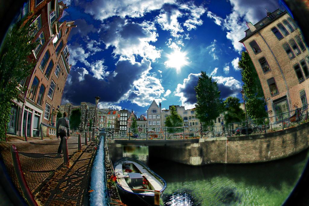 Amsterdam funky