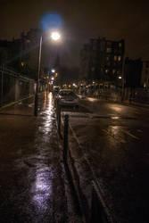 Paris - Barbes by night 2