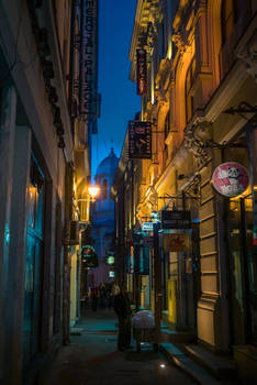 Bucharest - by night