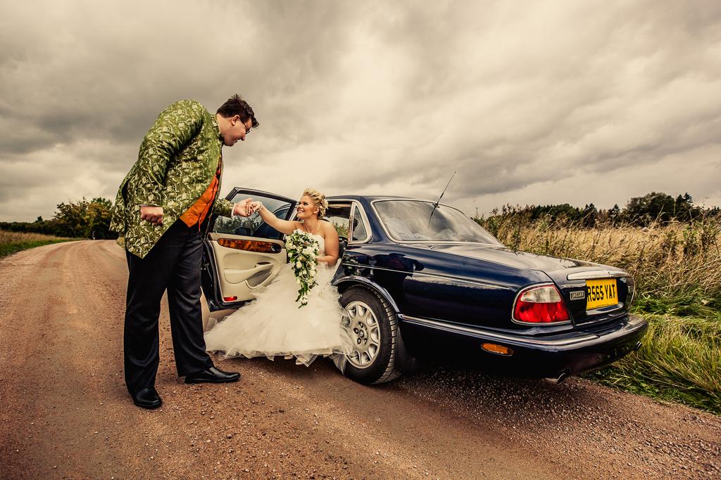 Wedding Portrait III by PetriW