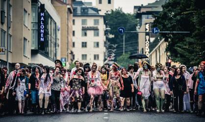 Zombiewalk Turku 2013 - I