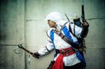 Connor Ratohnhaketon Kenway - Assassin's Creed III