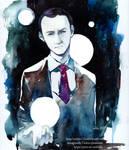 Mycroft Holmes - SHERLOCK