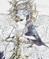 Aziraphale Cherub - Good Omens