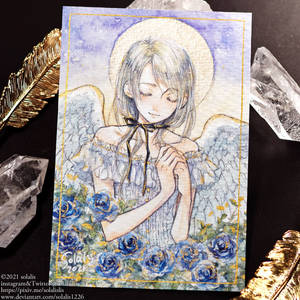 For prayer - Angel