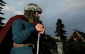 Viking Peasants by tigerfaceswe