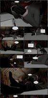 WW3K: Ghouls #2 - Backtrack (Page 6) FINAL PAGE by tigerfaceswe