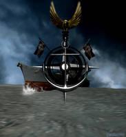 Bismarck by tigerfaceswe