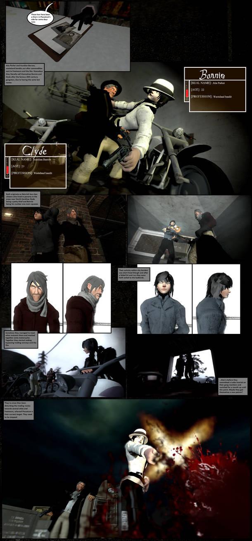 WW3K: Ghouls #10 - Bandits (Page 1)