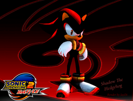 Shadow The Hedgehog by JackyDik