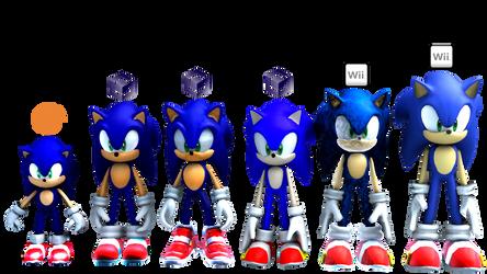 Gradation Sonic