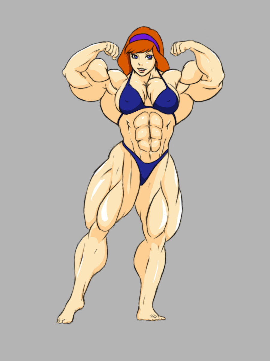 3d animated muscle females porno scene