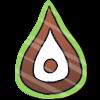 Wyngro Sticker - Basic Water Magic Sticker by Wyngrew