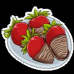 Item - Chocolate Covered Strawberries by Wyngrew