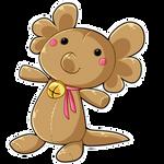 Cute Wyngro Plush by Wyngrew