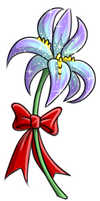 Frostbloom Lily