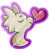 Wyngro Sticker - Month of Love Event by Wyngrew