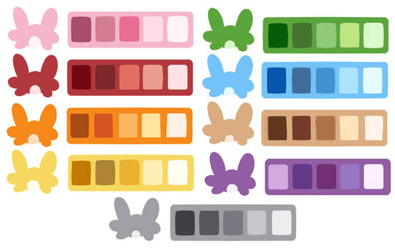 Wyngro Color Pallets 2.0